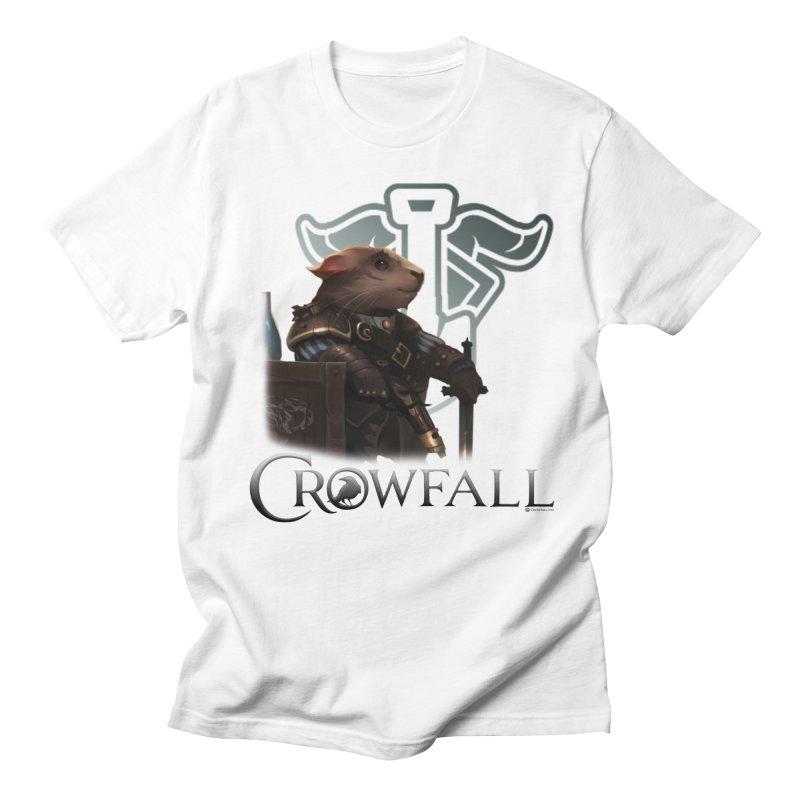 Crowfall Duelist Men's Regular T-Shirt by Shirts by Noc