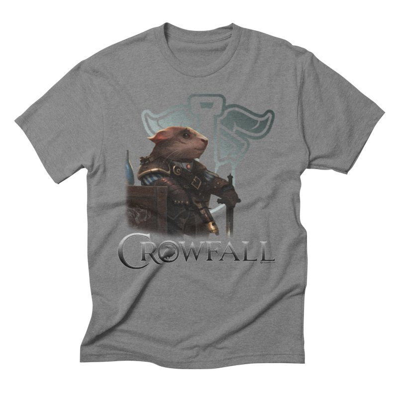 Crowfall Duelist Men's Triblend T-Shirt by Shirts by Noc