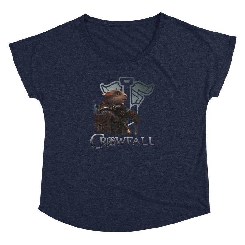Crowfall Duelist Women's Dolman by Shirts by Noc
