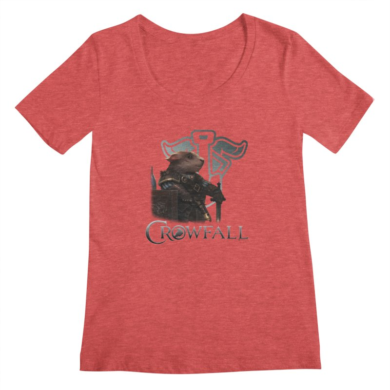 Crowfall Duelist Women's  by Shirts by Noc