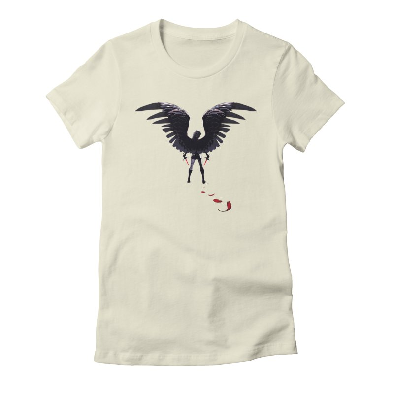 Assassin Women's Fitted T-Shirt by Shirts by Noc