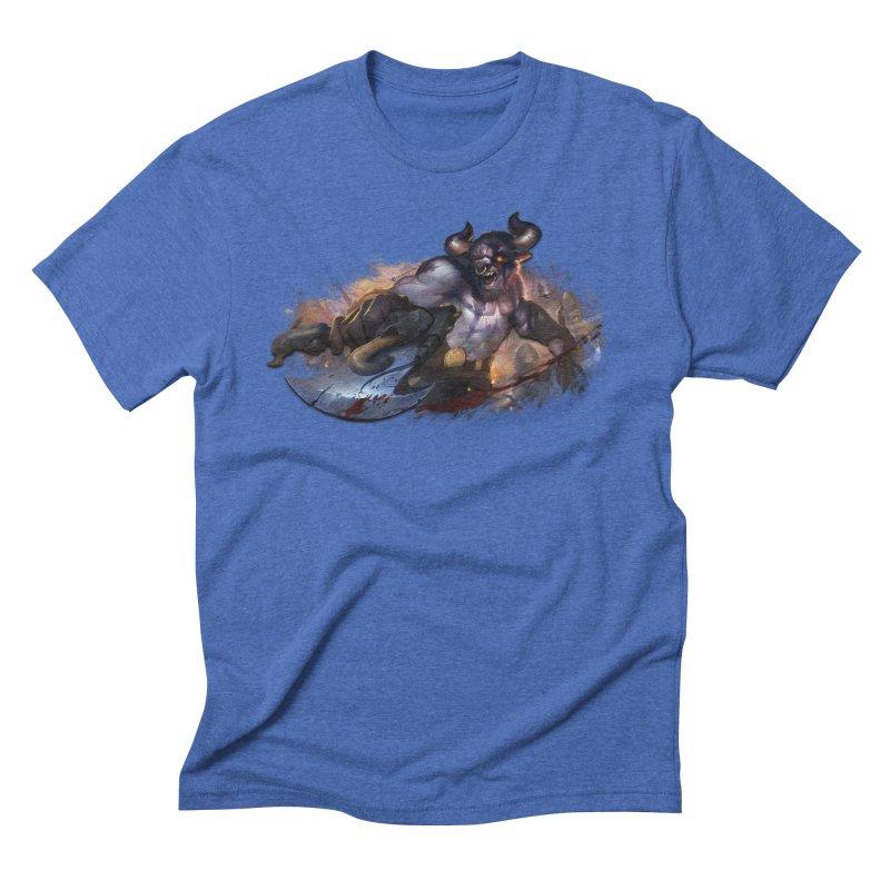 Ragin' Bull Men's T-Shirt by Shirts by Noc