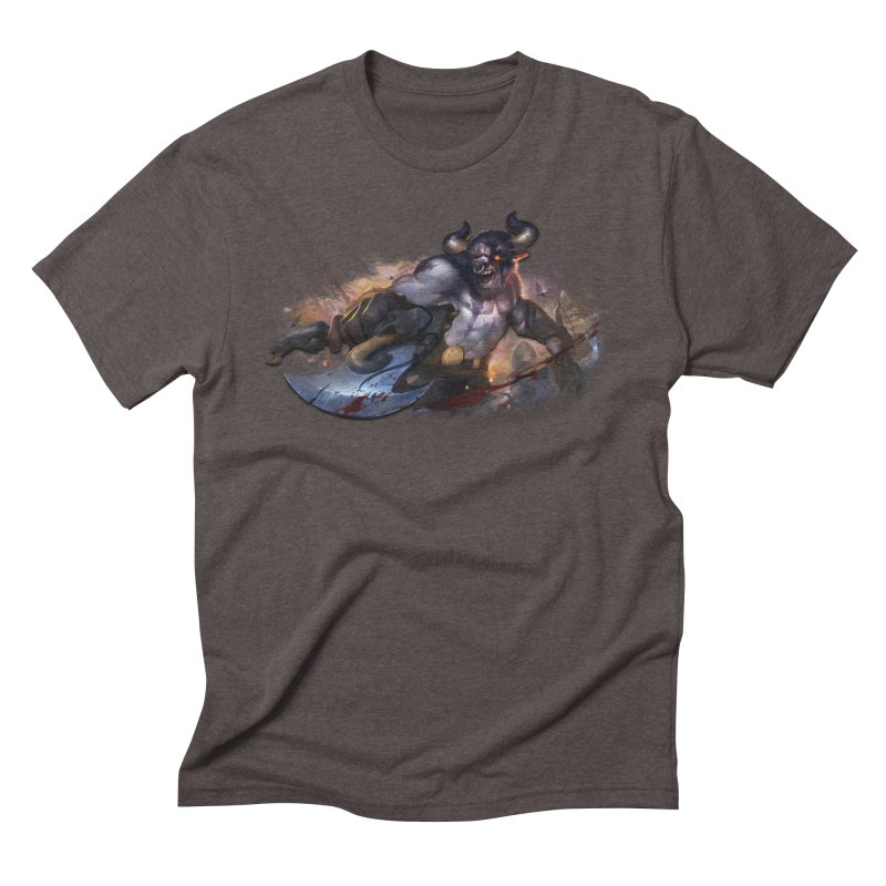Ragin' Bull Men's T-Shirt by Shirts by Noc