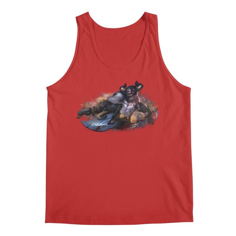 Ragin' Bull Men's Tank by Shirts by Noc