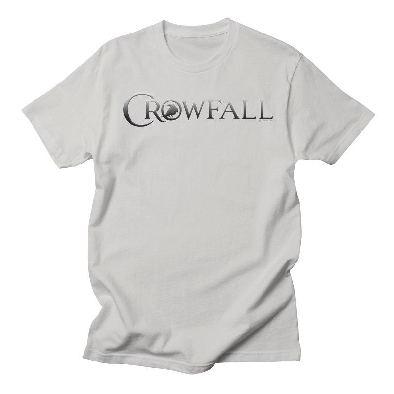 Crowfall Logo Men's T-Shirt by Shirts by Noc