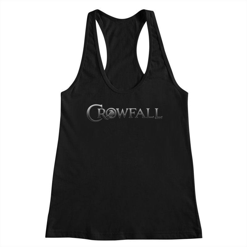 Crowfall Logo Women's Tank by Shirts by Noc