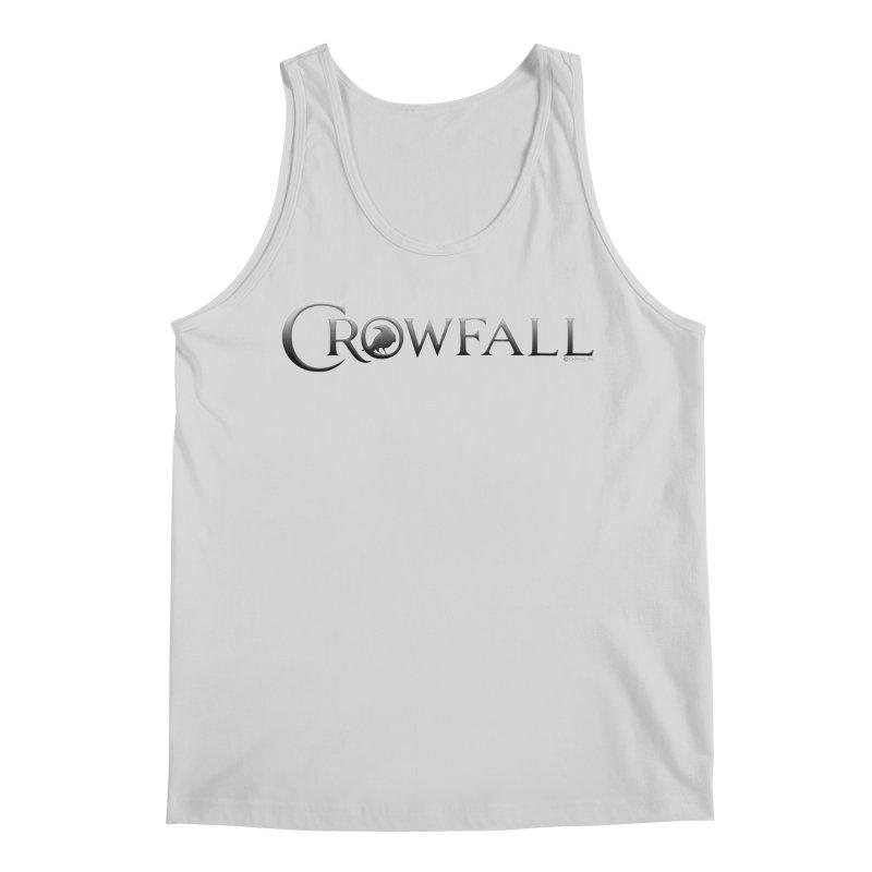 Crowfall Logo Men's Tank by Shirts by Noc