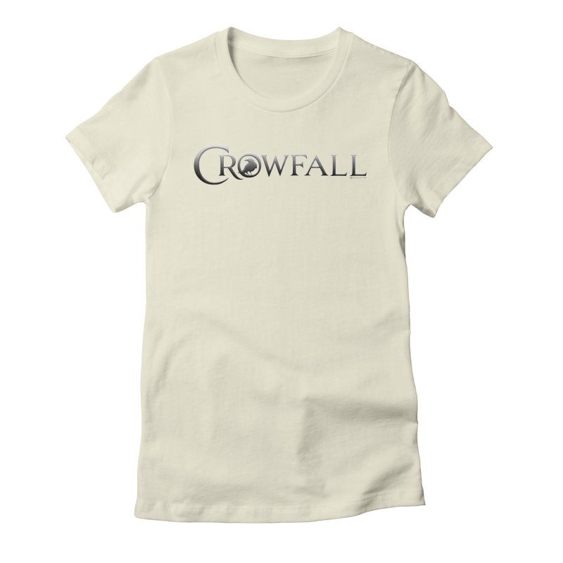 Crowfall Logo Women's T-Shirt by Shirts by Noc