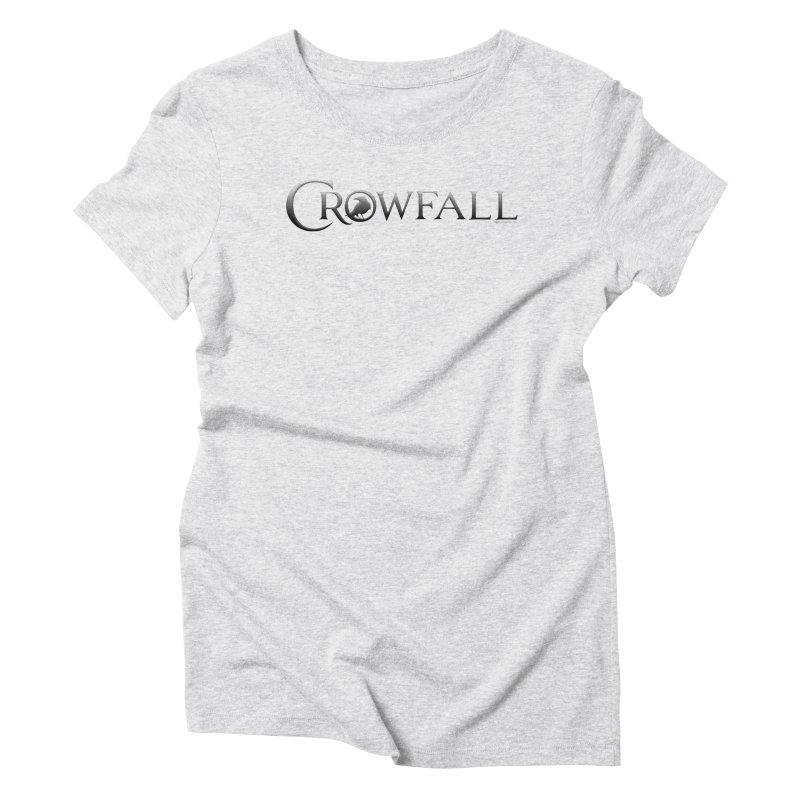 Crowfall Logo Women's T-Shirt by Shirts by Noc