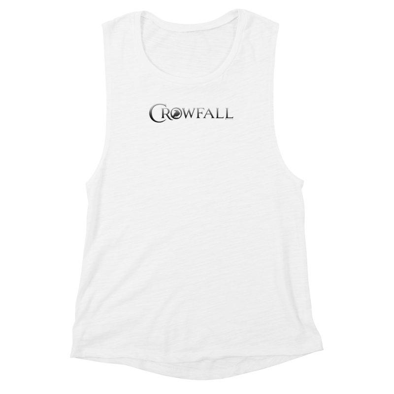 Crowfall Logo Women's  by Shirts by Noc
