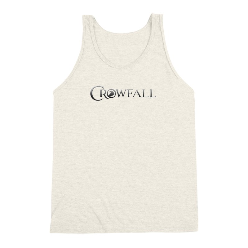 Crowfall Logo Men's  by Shirts by Noc