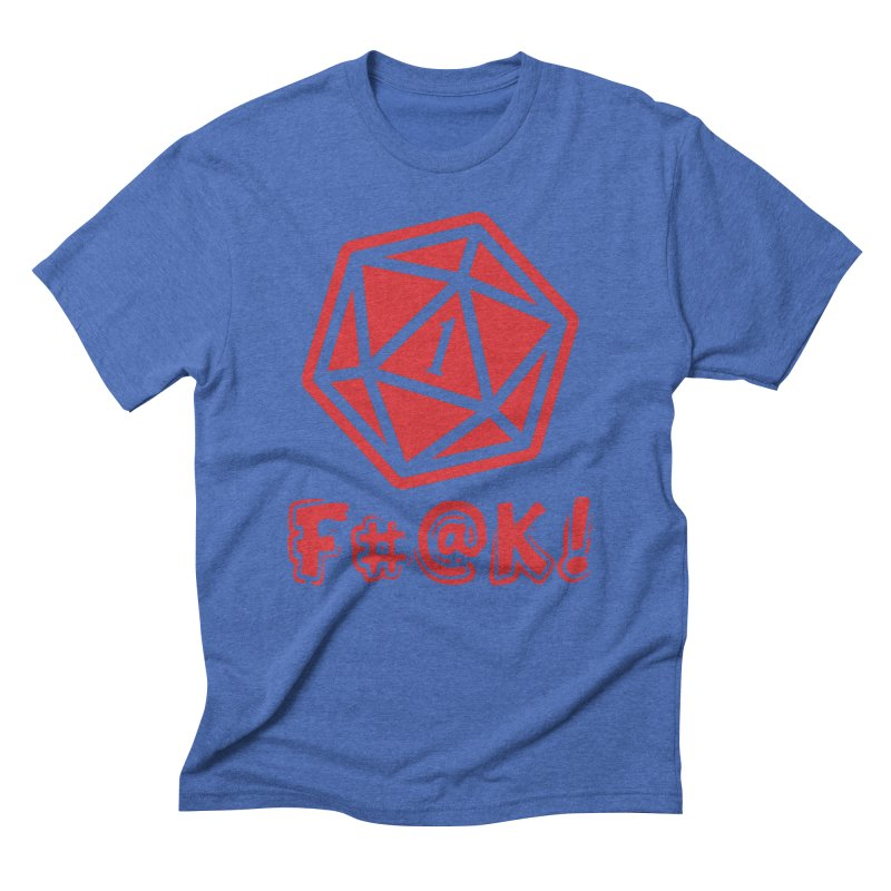 Crit Fail! Men's T-Shirt by Shirts by Noc