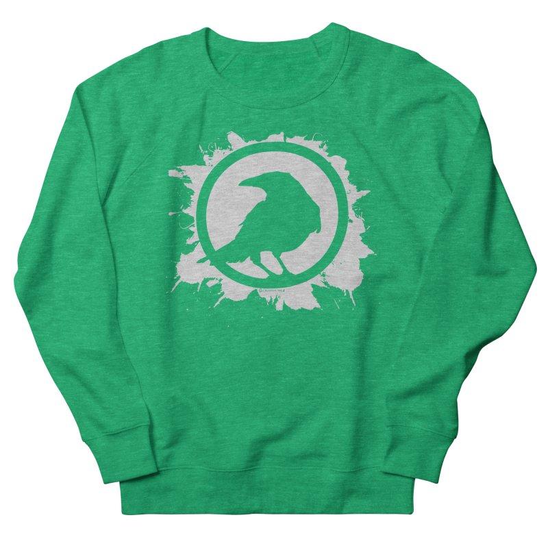 Crowfall Splatter Women's Sweatshirt by Shirts by Noc