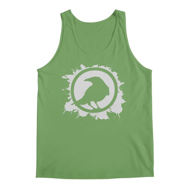 Crowfall Splatter Men's Tank by Shirts by Noc