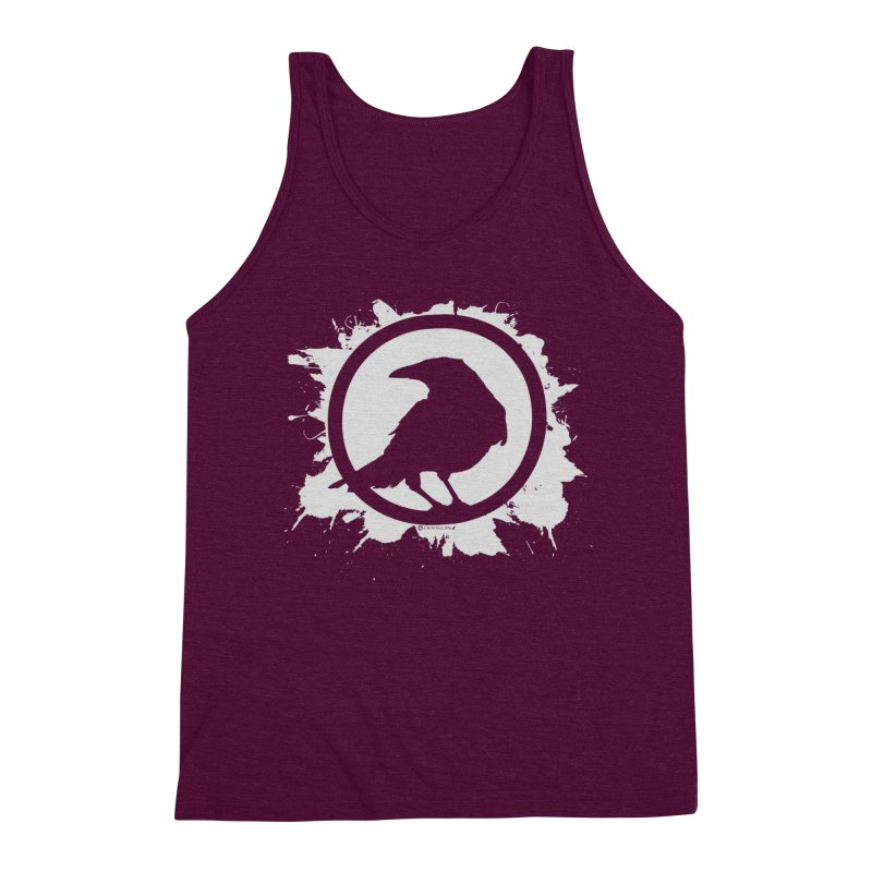 Crowfall Splatter Men's Tank by Shirts by Noc