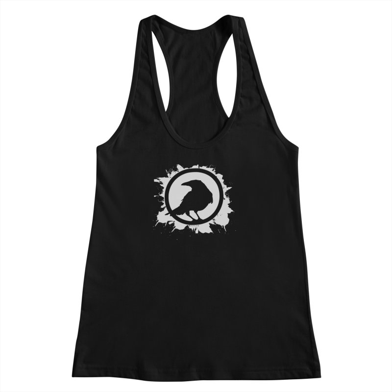 Crowfall Splatter Women's Tank by Shirts by Noc