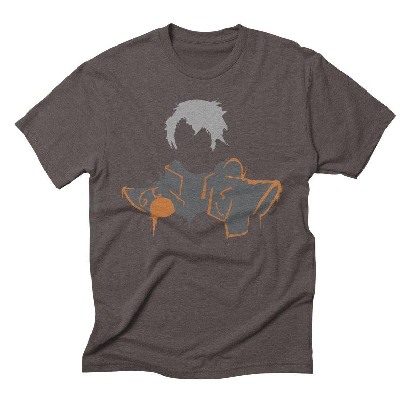 Confessor Graffiti Men's Triblend T-Shirt by Shirts by Noc
