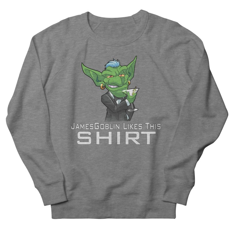Someone Likes This! Men's Sweatshirt by Shirts by Noc