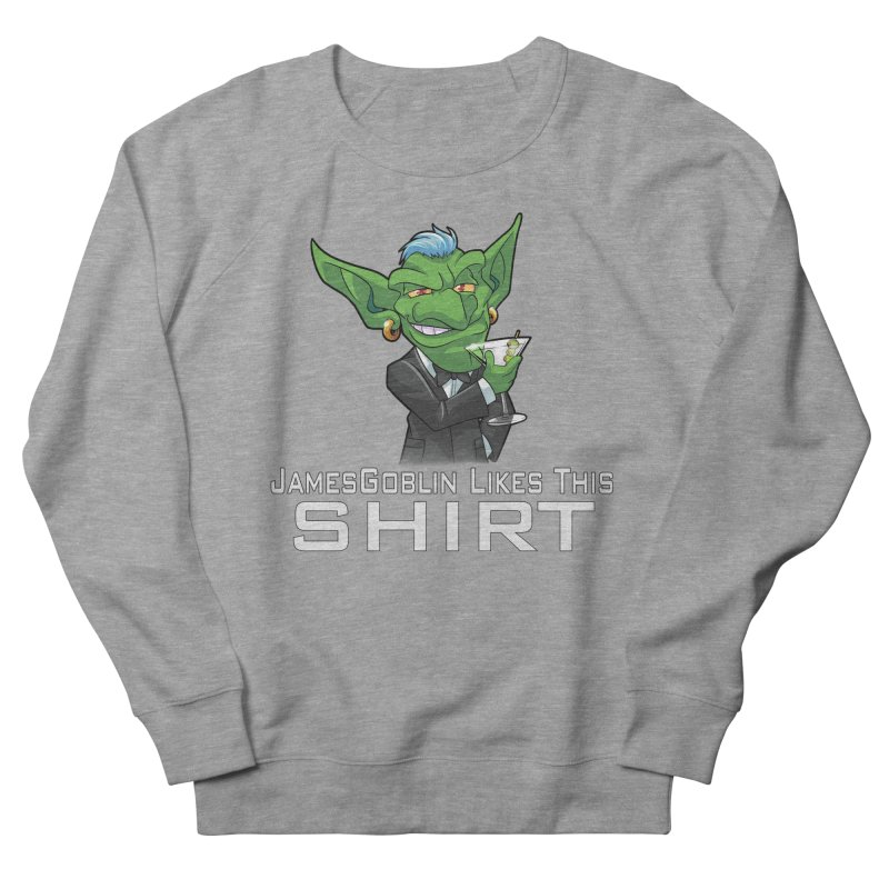 Someone Likes This! Men's French Terry Sweatshirt by Shirts by Noc