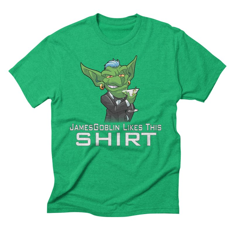 Someone Likes This! Men's Triblend T-Shirt by Shirts by Noc