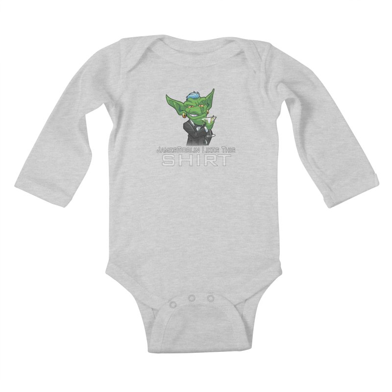 Someone Likes This! Kids Baby Longsleeve Bodysuit by Shirts by Noc