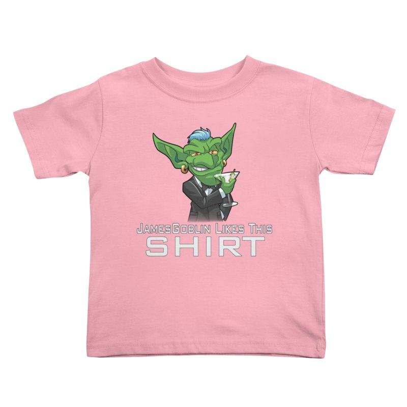 Someone Likes This! Kids Toddler T-Shirt by Shirts by Noc