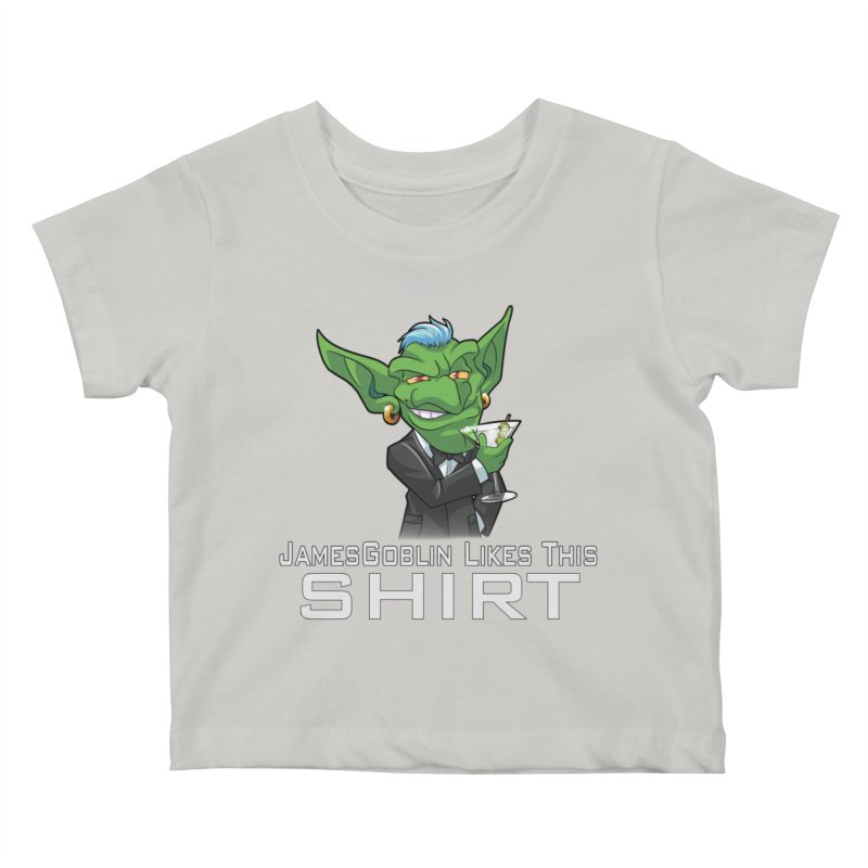 Someone Likes This! Kids Baby T-Shirt by Shirts by Noc