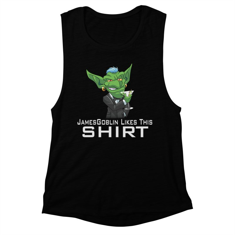 Someone Likes This! Women's Muscle Tank by Shirts by Noc