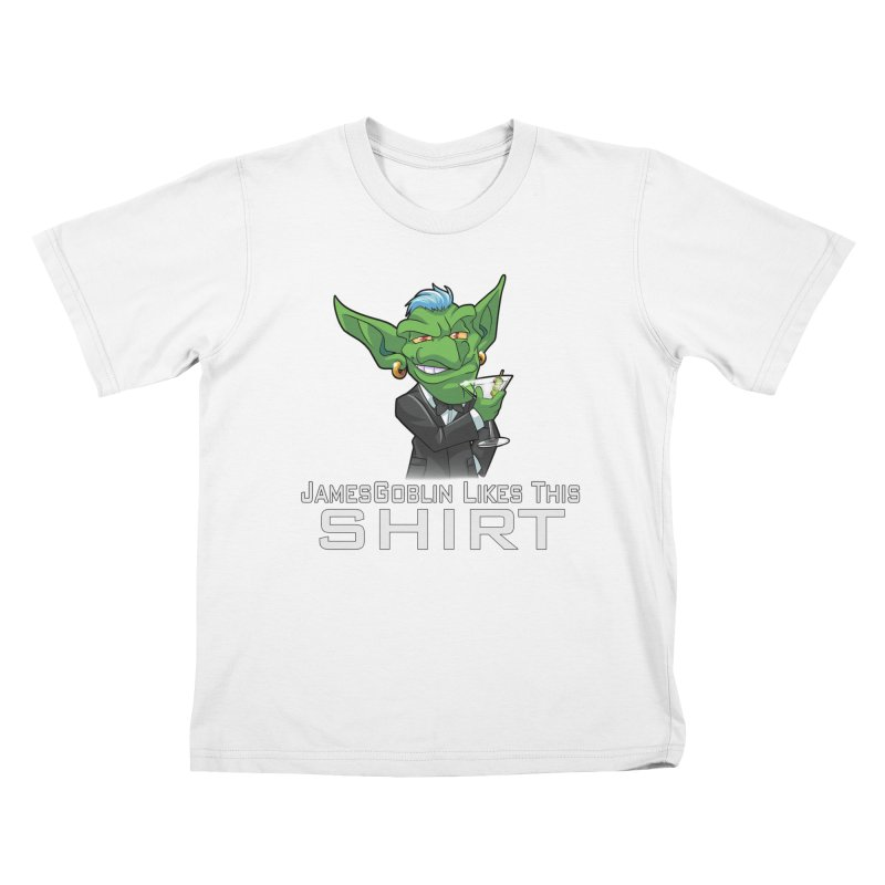 Someone Likes This! Kids T-Shirt by Shirts by Noc