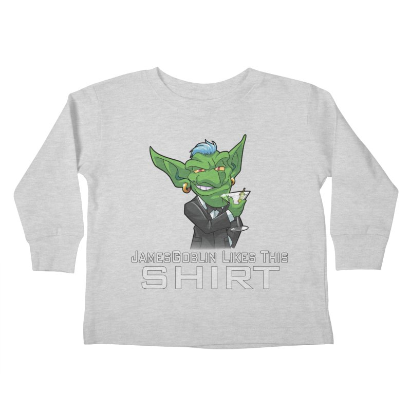 Someone Likes This! Kids Toddler Longsleeve T-Shirt by Shirts by Noc