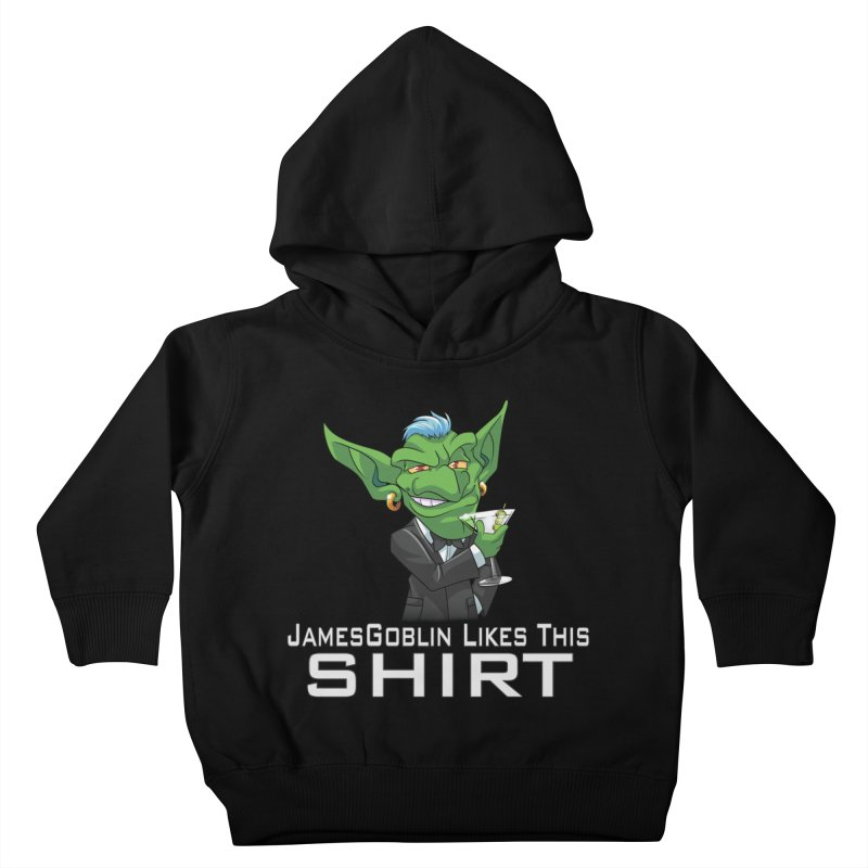 Someone Likes This! Kids Toddler Pullover Hoody by Shirts by Noc