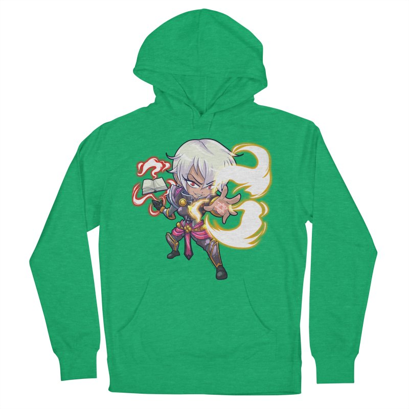 Chibi Series 1: Confessor Men's Pullover Hoody by Shirts by Noc