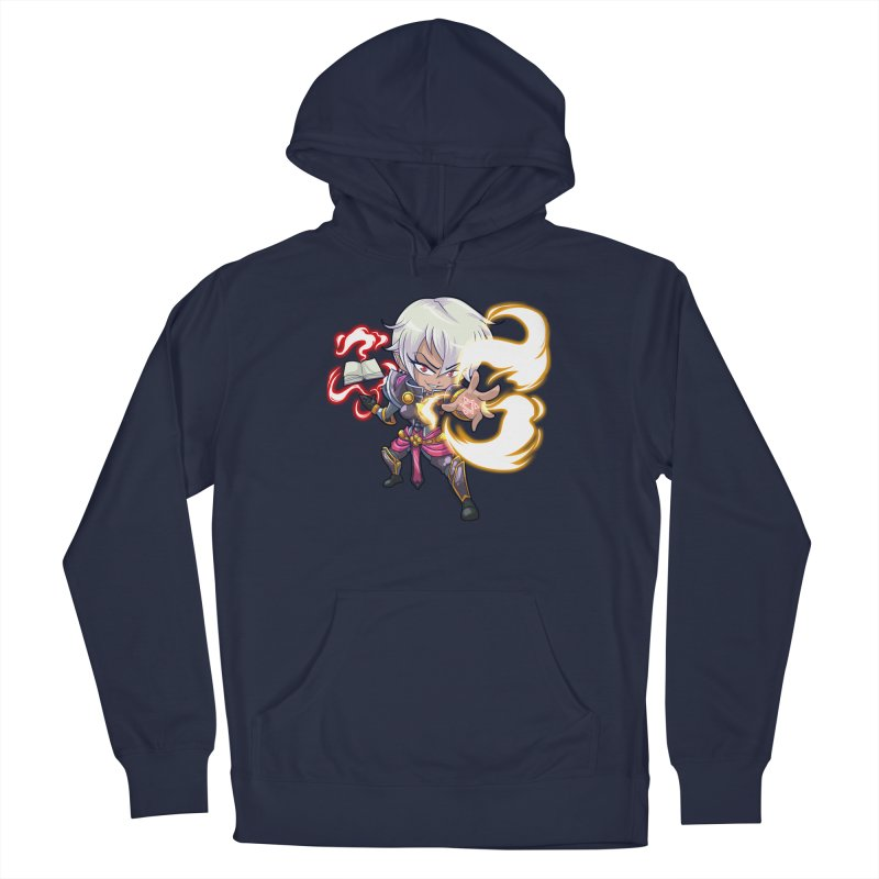 Chibi Series 1: Confessor Women's Pullover Hoody by Shirts by Noc
