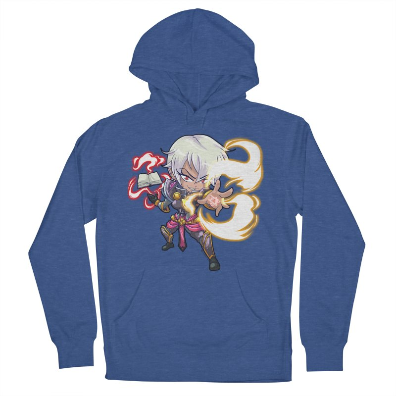 Chibi Series 1: Confessor Women's French Terry Pullover Hoody by Shirts by Noc