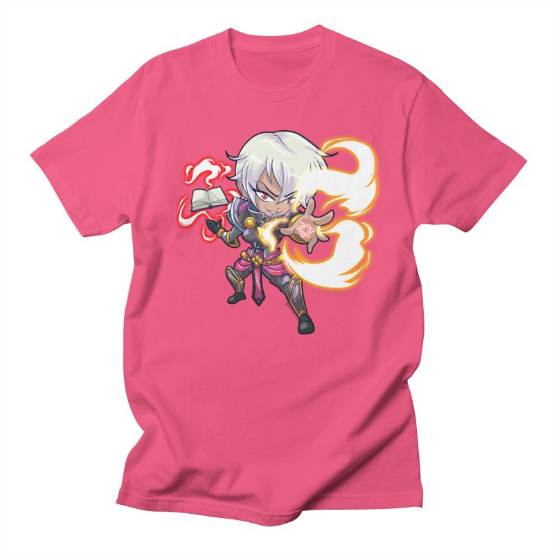 Chibi Series 1: Confessor Men's Regular T-Shirt by Shirts by Noc