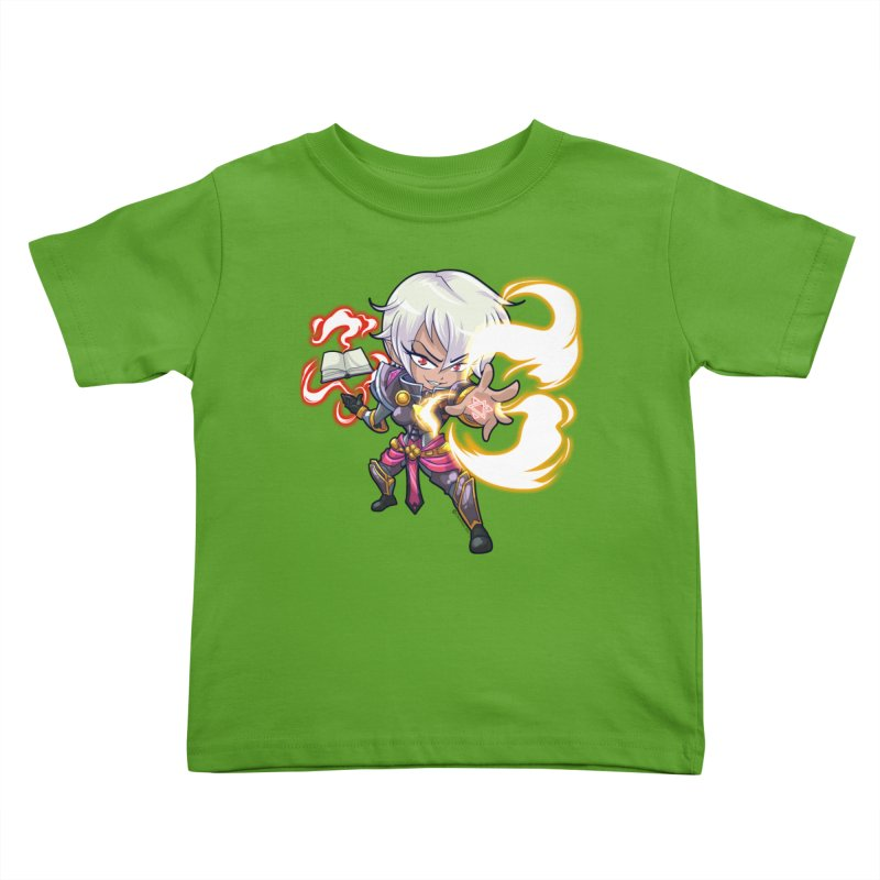 Chibi Series 1: Confessor Kids Toddler T-Shirt by Shirts by Noc