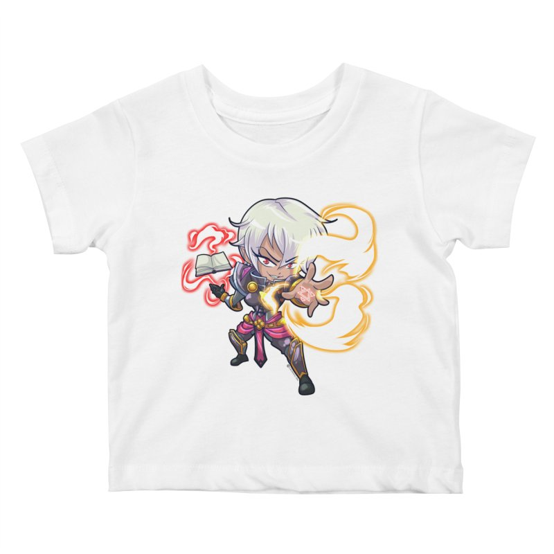 Chibi Series 1: Confessor Kids Baby T-Shirt by Shirts by Noc