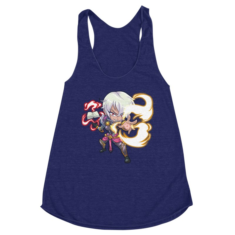 Chibi Series 1: Confessor Women's Tank by Shirts by Noc