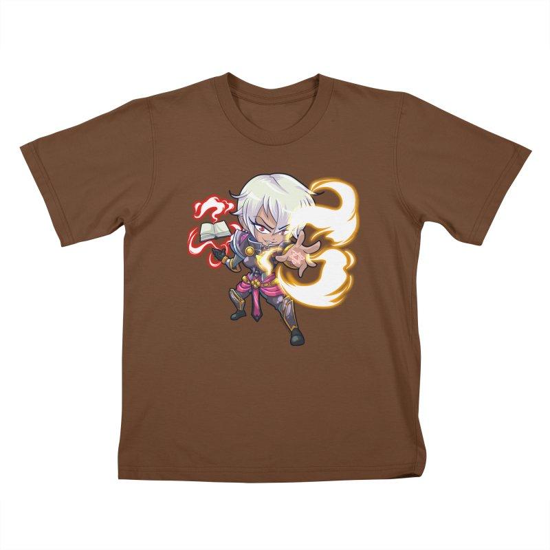 Chibi Series 1: Confessor Kids T-Shirt by Shirts by Noc