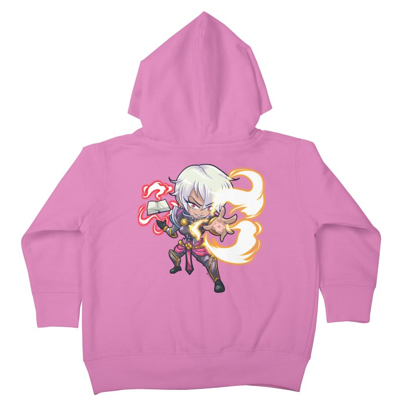Chibi Series 1: Confessor Kids Toddler Zip-Up Hoody by Shirts by Noc