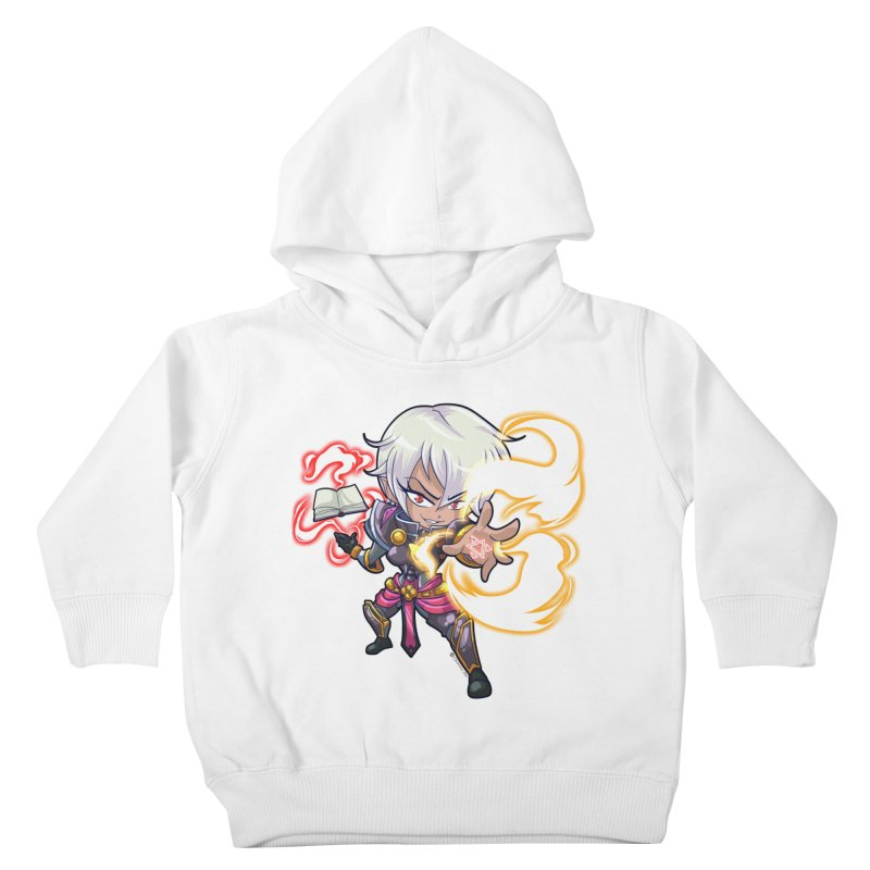 Chibi Series 1: Confessor Kids Toddler Pullover Hoody by Shirts by Noc