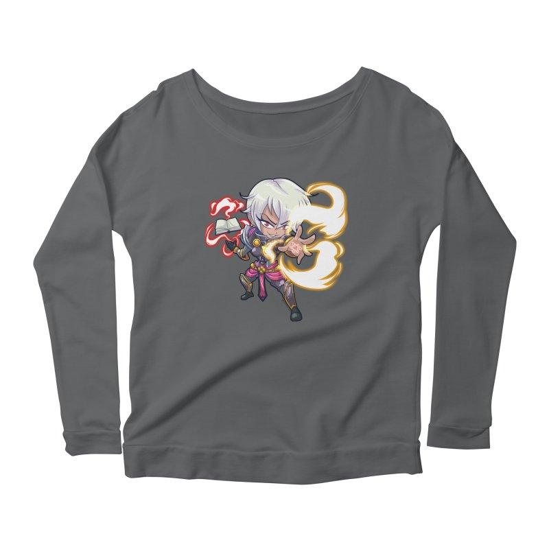 Chibi Series 1: Confessor Women's Longsleeve T-Shirt by Shirts by Noc