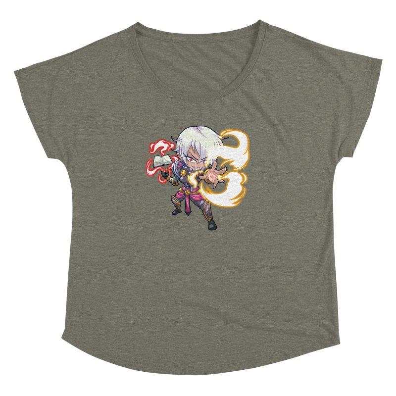 Chibi Series 1: Confessor Women's Dolman by Shirts by Noc