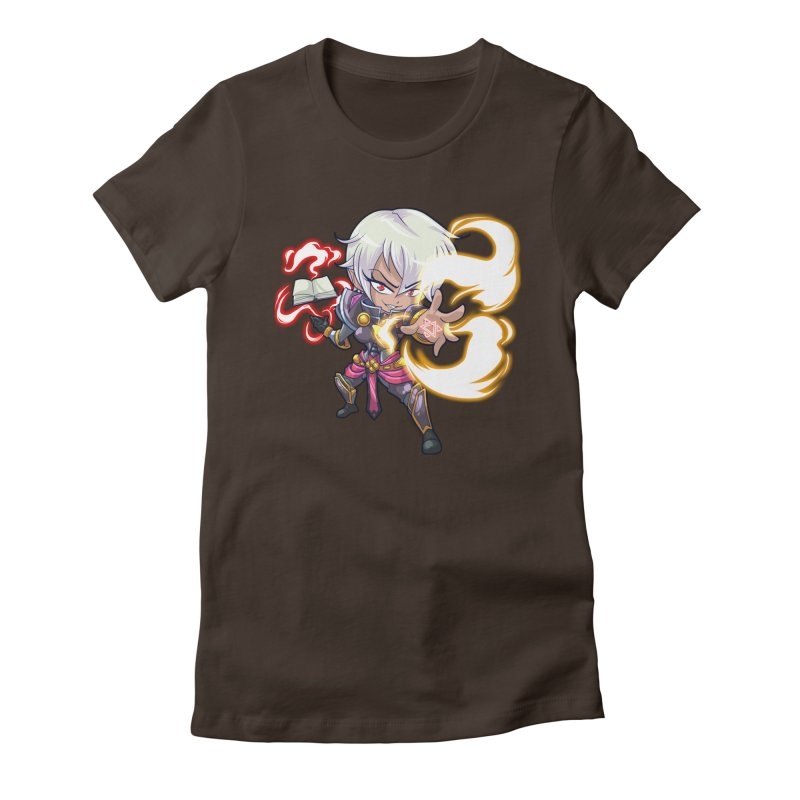 Chibi Series 1: Confessor Women's T-Shirt by Shirts by Noc