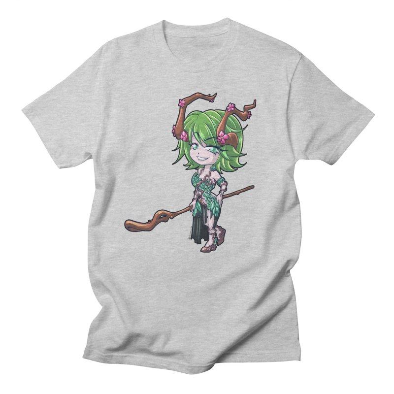 Chibi Series 1: Druid Men's T-Shirt by Shirts by Noc