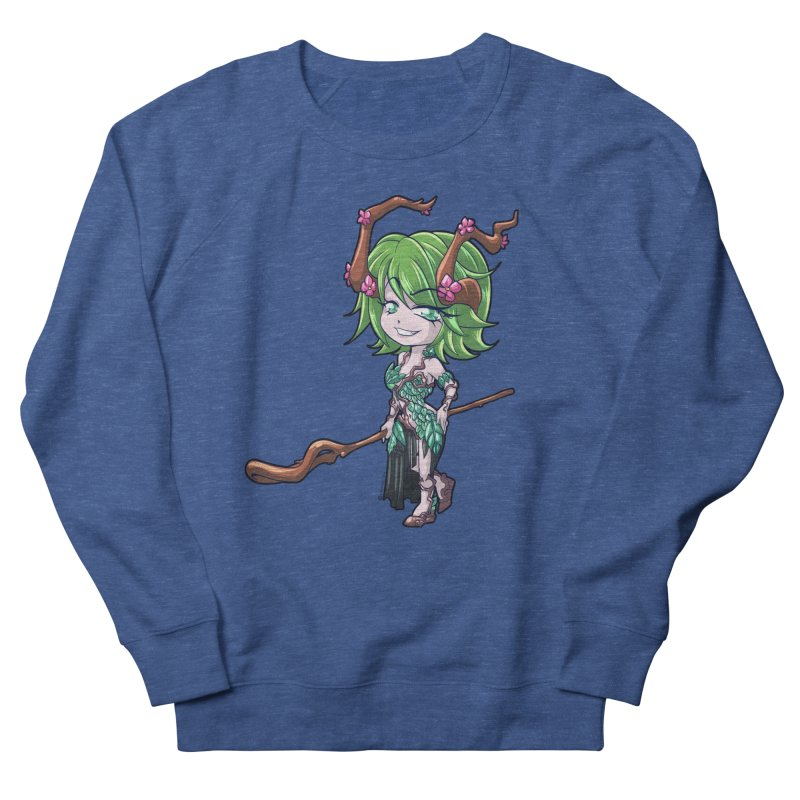 Chibi Series 1: Druid Men's Sweatshirt by Shirts by Noc
