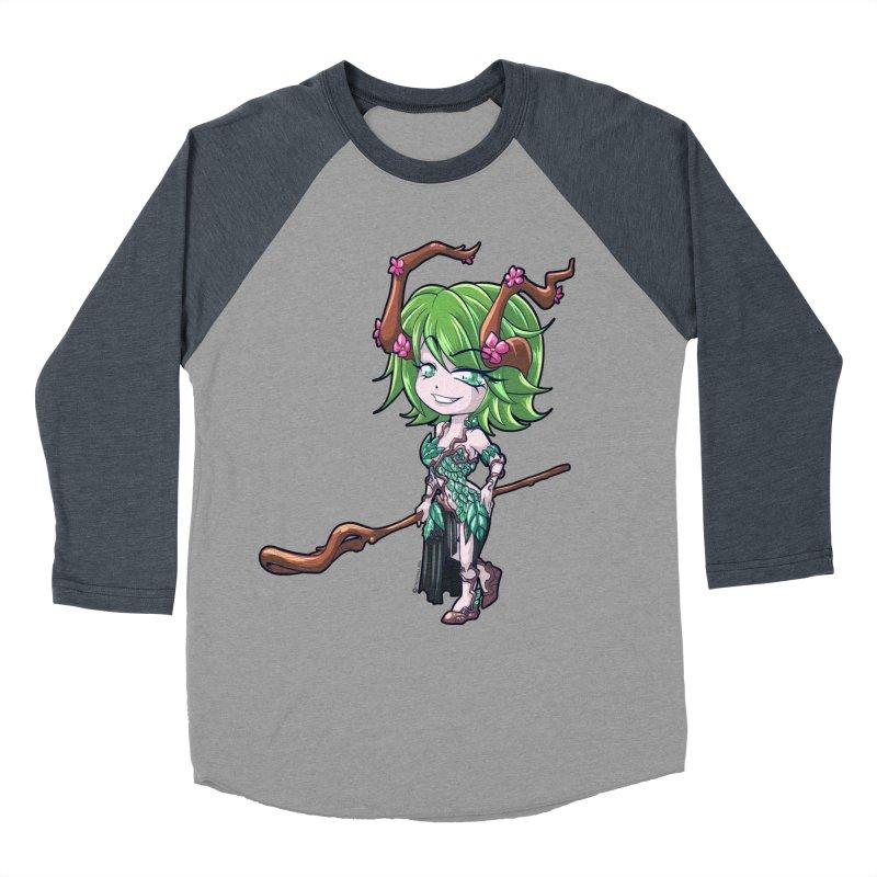 Chibi Series 1: Druid Women's Longsleeve T-Shirt by Shirts by Noc