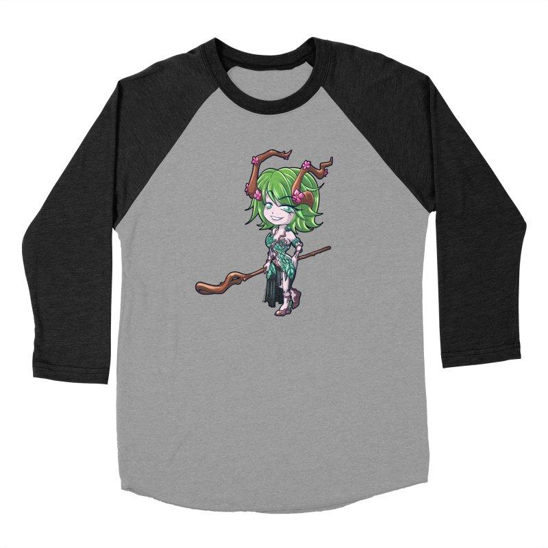 Chibi Series 1: Druid Men's Longsleeve T-Shirt by Shirts by Noc