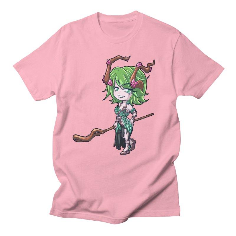 Chibi Series 1: Druid Men's Regular T-Shirt by Shirts by Noc