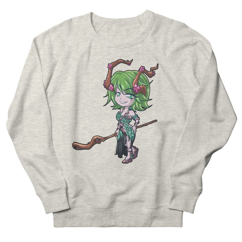 Chibi Series 1: Druid Women's Sweatshirt by Shirts by Noc